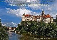 NATURPARK OBERE DONAU (Wandkalender 2022 DIN A4 quer): Orte und Landschaften entlang der jungen Donau (Monatskalender, 14 Seiten )