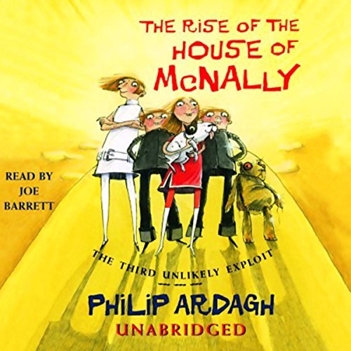 The Rise of the House of McNally audiobook cover art