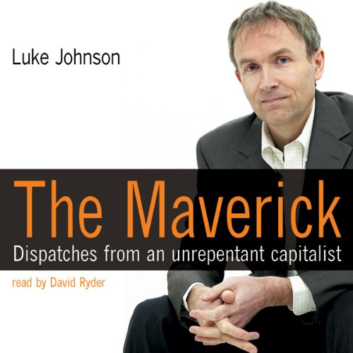 The Maverick audiobook cover art