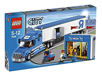 Lego City Toys R Us Truck 7848