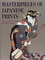 英文版 浮世絵コレクション - Masterpieces of Japanese Prints: Ukiyo-e from the Victoria and Albert Museum