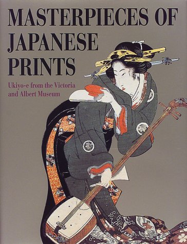 英文版 浮世絵コレクション - Masterpieces of Japanese Prints: Ukiyo-e from the Victoria and Albert Museum
