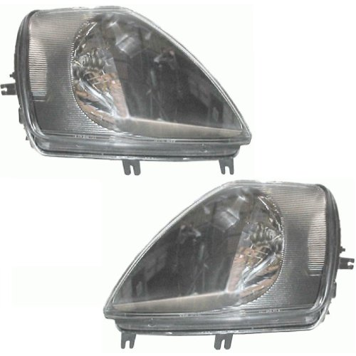 00 eclipse headlight assembly - 9