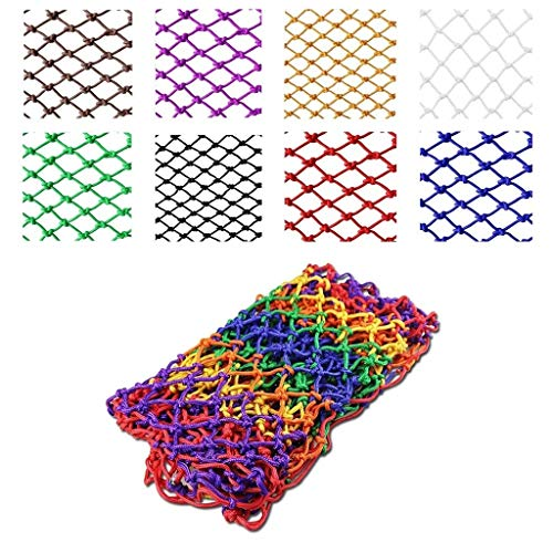 Discover Bargain YX Decorative Net Children Safety Netting - Balcony Anti-Fall Net Decoration Net Ch...