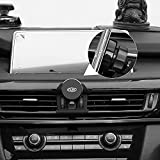 Zchan Car Phone Holder fit for BMW X5,X6,Air Vent Phone Mount fit for X5 2015-2018,X6 2015 2016,Custom fit Magnetic Phone Holder Compatible for All Phones