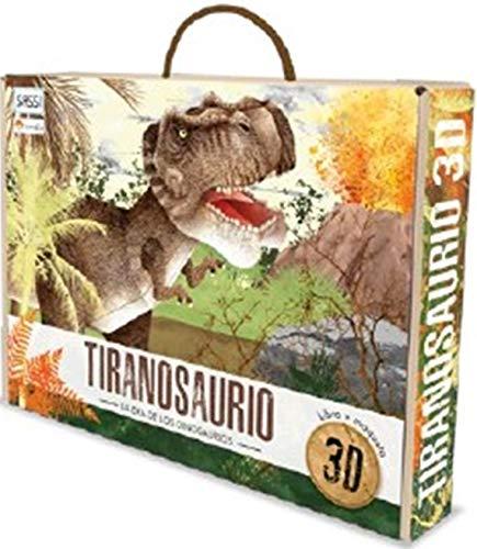 La era de los dinosaurios. T- rex (Dinosaurios 3D)
