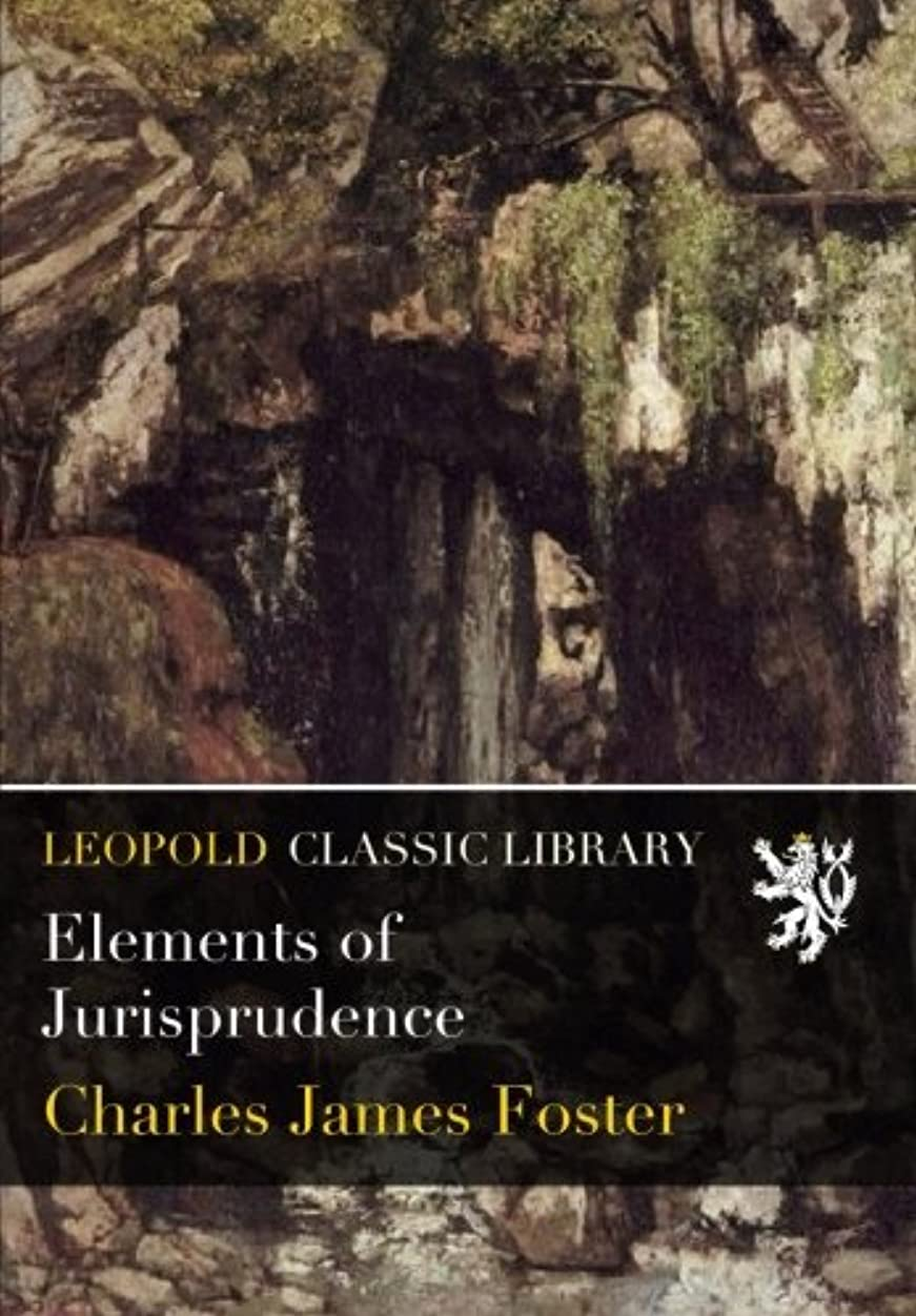 破産差し引く不格好Elements of Jurisprudence