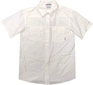 Columbia Mens Omni-Shade UPF 50 Westerly Winds Short Sleeve Shirt