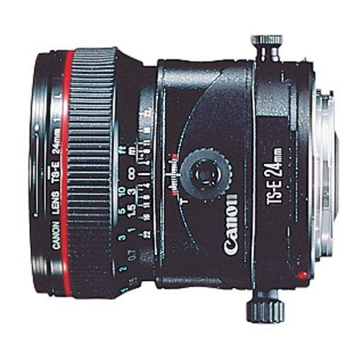top 10 tilt shift lenses for canon Canon TS-E 24mm 1: 3.5L Tilt Shift Lens for Canon DSLR