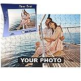 Puzzle Personalizzato con la tua foto Idea Regalo 252 piezas 26 x 33 cm, A3-252 Tessere