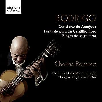 Rodrigo: Concierto de Aranjuez, Fantasía Para un Gentilhombre, Elogio de la guitarra