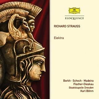 Strauss: Elektra by BORKH / STAATSKAPELLE DRESDEN / BOHM (2014-02-25)
