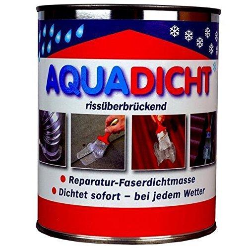 Aqua Dicht transparent - Dose1kg