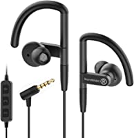 SoundMAGIC ST80 Bluetooth-Kopfhörer-Ohrhörer mit Mikrofon, HiFi-Stereo-Sport-In-Ear-Kopfhörer mit abnehmbaren Kabeln,...