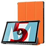 KATUMO® Huawei Mediapad M5 Case Pu Leather Shell Stand