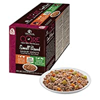 All natural wet dog food grain free, sugar free, gluten free, wheat free Naturally hypoallergenic dog food wet: No soy, no dairy, no artificial flavours, additives or preservatives Dog food pâté trays: Smooth pâté, hearty shreds and healthy veggies W...