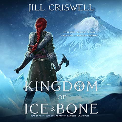 Kingdom of Ice and Bone cover art