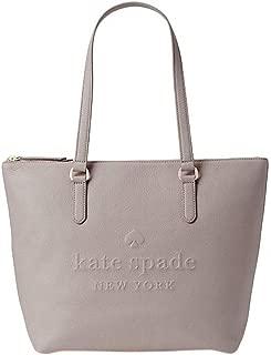 Kate Spade Larchmont Avenue Logo Penny Leather Women's Top Handle Handbag CITYSCAPE