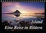 Island - Eine Reise in BildernCH-Version (Tischkalender 2021 DIN A5 quer)