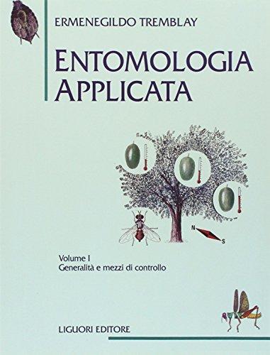 Entomologia applicata: 1