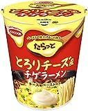 エースコック たらっと とろりチーズ風チゲラーメン 63g ×12個