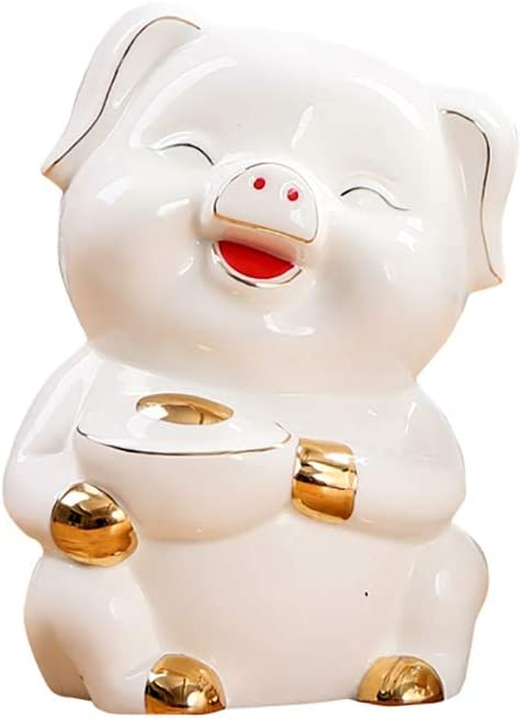 Finally popular brand Money Jar Ceramic Piggy Bank Toy for Max 86% OFF Included with Gir Teen
