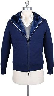 Svevo Parma New Dark Blue Fur Jacket