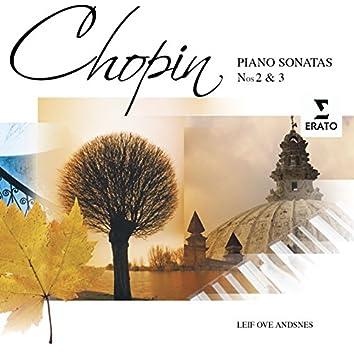 Chopin: Piano Sonata Nos 2 & 3