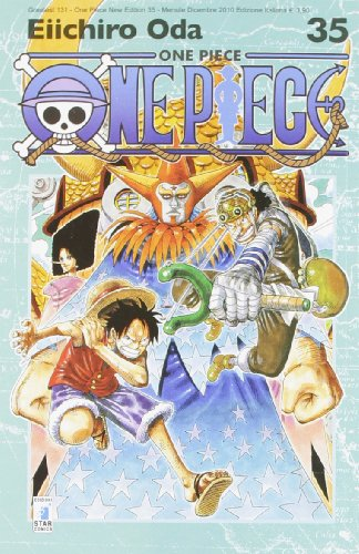 One piece. New edition: 35
