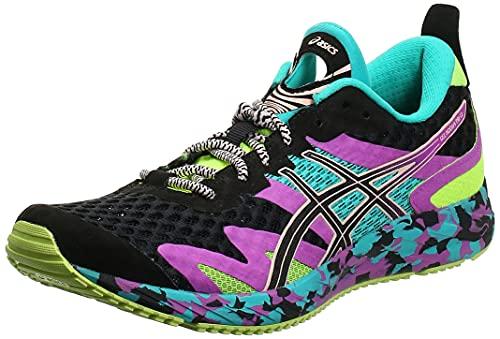ASICS Gel-Noosa Tri 12, Zapatillas de Running Mujer, Negro, 37 EU