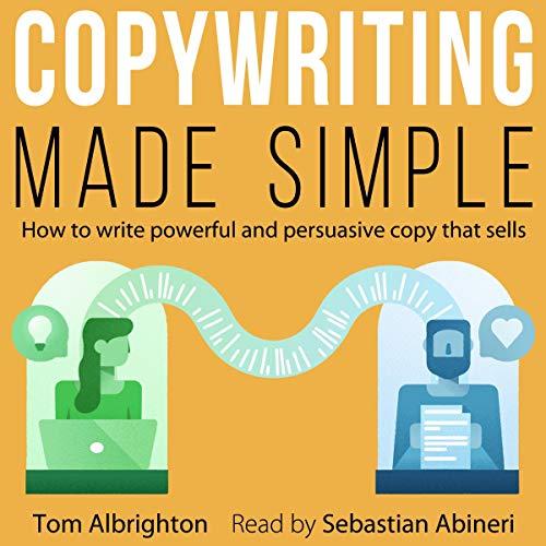 Copywriting Made Simple audiobook cover art
