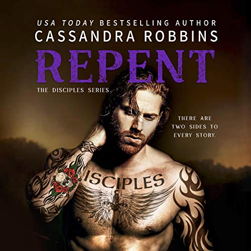 Repent Audiobook By Cassandra Robbins cover art