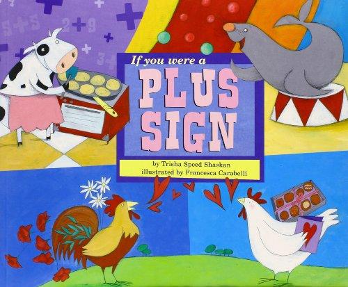 If You Were a Plus Sign (Math Fun)