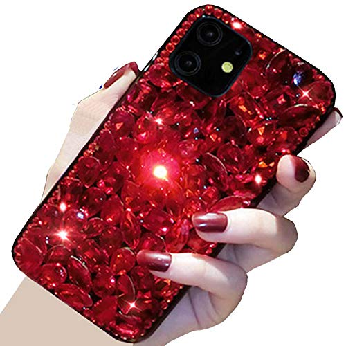 Beautyfull - Funda para Huawei P10 Lite, color rojo