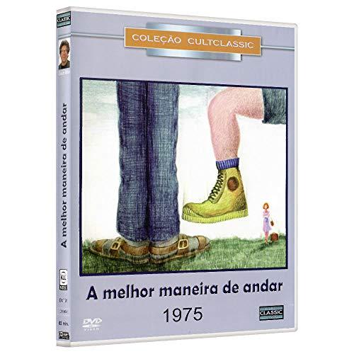 Dvd - A Melhor Maneira De Andar - Claude Miller