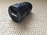 Nikon 85mm f/1.8D Auto Focus Nikkor Lens for Nikon Digital SLR Cameras - Fixed