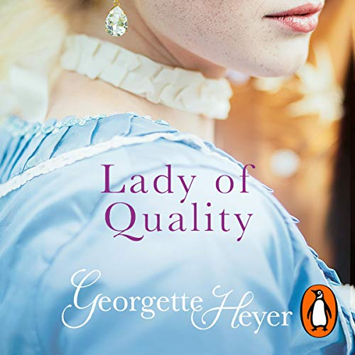 Lady of Quality cover art