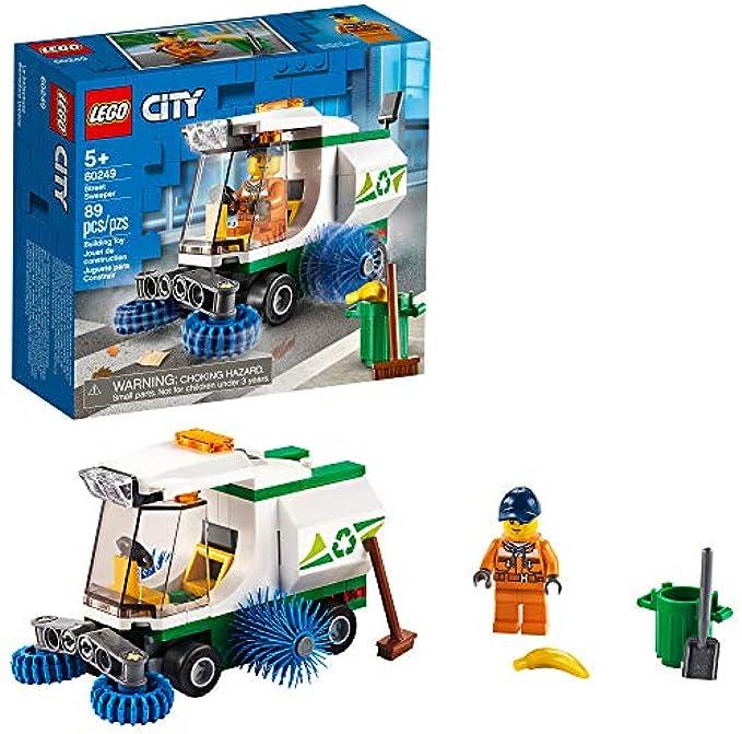 (new 2020)  מטאטא רחוב 60249 LEGO City