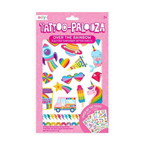 OOLY, Tattoo Palooza Skin-Friendly and Non-Toxic...