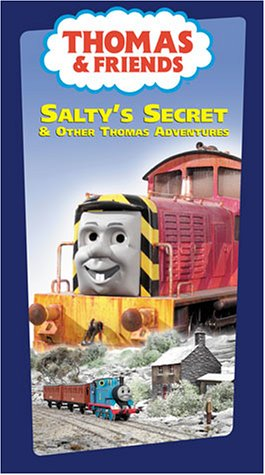 Thomas the Tank Engine and Friends - Salty's Secret [VHS]