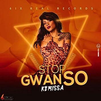Stop Gwan So