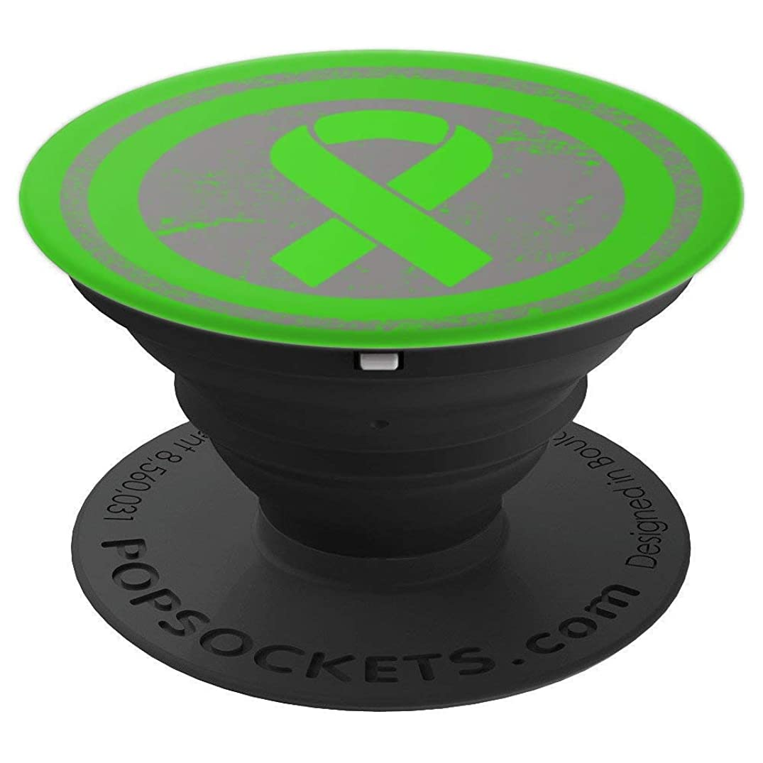 Vintage Celiac Disease Awareness Gift, Celiac Disease - PopSockets Grip and Stand for Phones and Tablets
