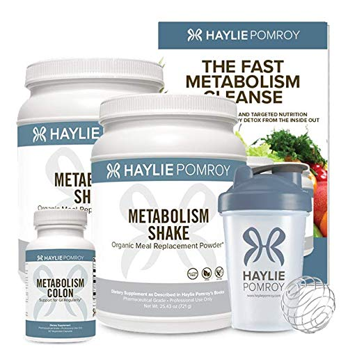 Haylie Pomroy's 5-Day Red-Carpet-Ready Cleanse Program