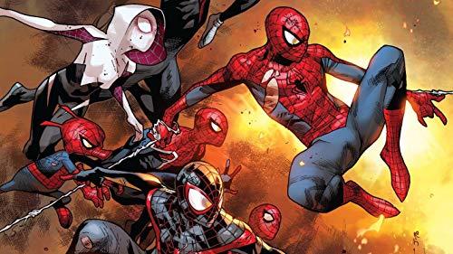 Papel pintado personalizado para niños Spider-Man, murales de dibujos animados en 3D para habitaciones de niños, sala de estar, sofá, telón de fondo, papel tapiz impermeable