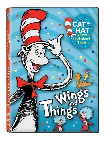 Cat in the Hat Knows a Lot About That! Wings & Things by NCircle Entertainment by Portfolio Entertainment in association with Random House and