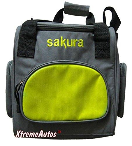 XtremeAuto® 12v Car Cooler Insulated Picnic Fridge Bag 14 Litre Capacity -
