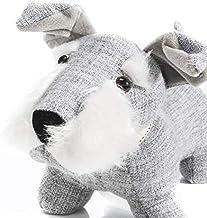 Hond deurstopper - leuke deur houder deur bumper deur zak dierlijke vorm - handgemaakte 1,3 kg gewicht (Hond)