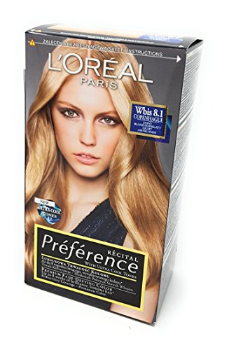 L'Oreal Paris Recital Preference Wbis 8.1 Copenhague Haar Farbe