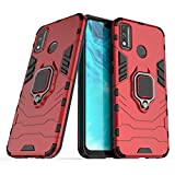 MRSTER Honor View 20 Case, Heavy Duty Armor Dual Layer