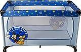 Disney Mickey Lit de voyage pliable Mickey Mouse – 8000 g